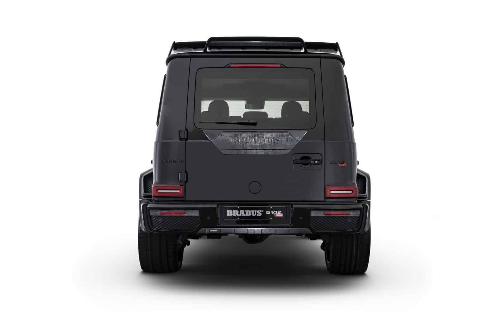 Brabus V12 900 11