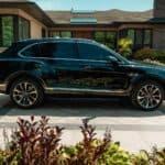 Bulletproof Bentley Bentayga 2