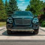 Bulletproof Bentley Bentayga 3
