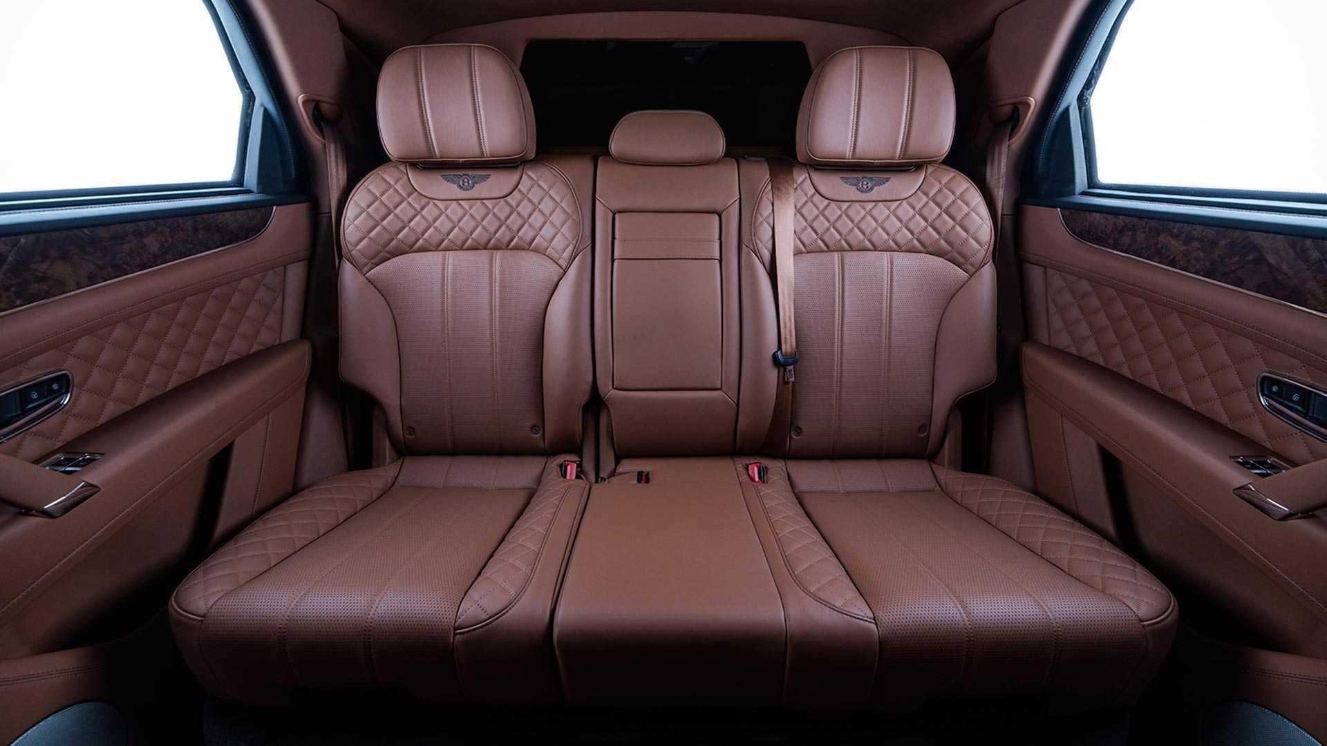 Bulletproof Bentley Bentayga 7
