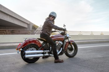 Indian Limited Edition Scout 100th Anniversary Motorcycle 1