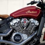 Indian Limited Edition Scout 100th Anniversary Motorcycle 2