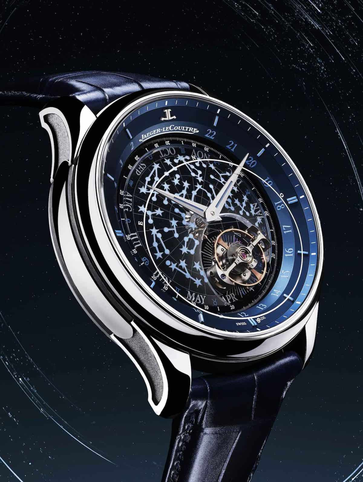 Jaeger LeCoultre Master Grande Tradition Tourbillon Céleste Watch 1