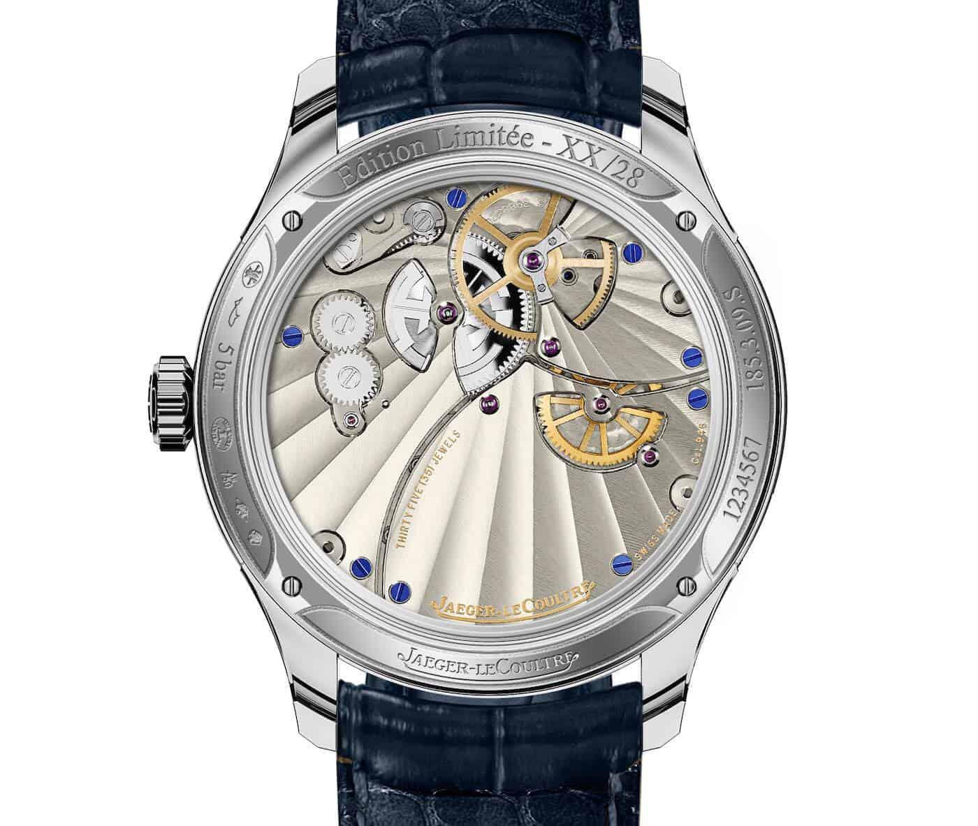 Jaeger LeCoultre Master Grande Tradition Tourbillon Céleste Watch 2