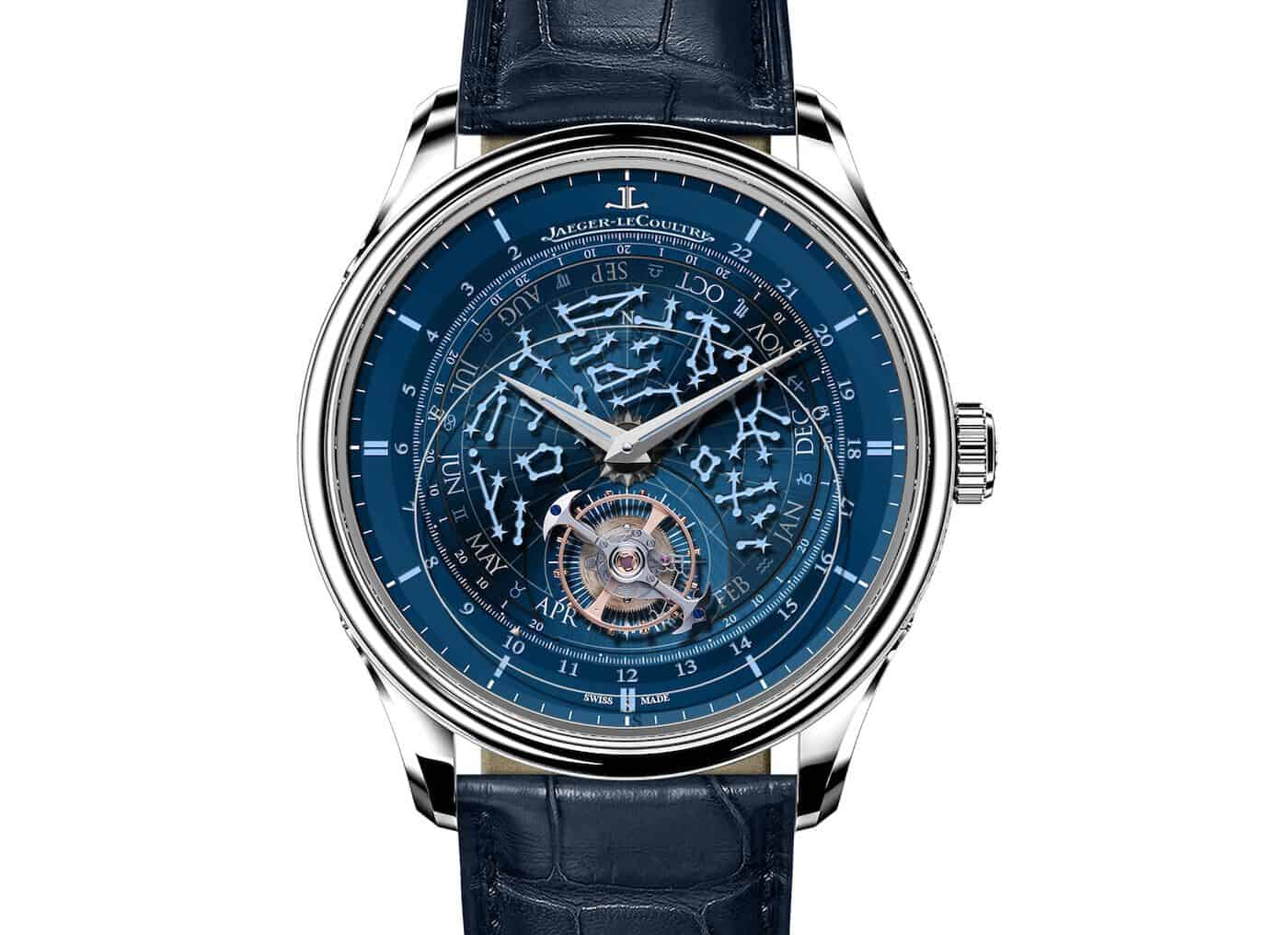 Jaeger LeCoultre Master Grande Tradition Tourbillon Céleste Watch 3