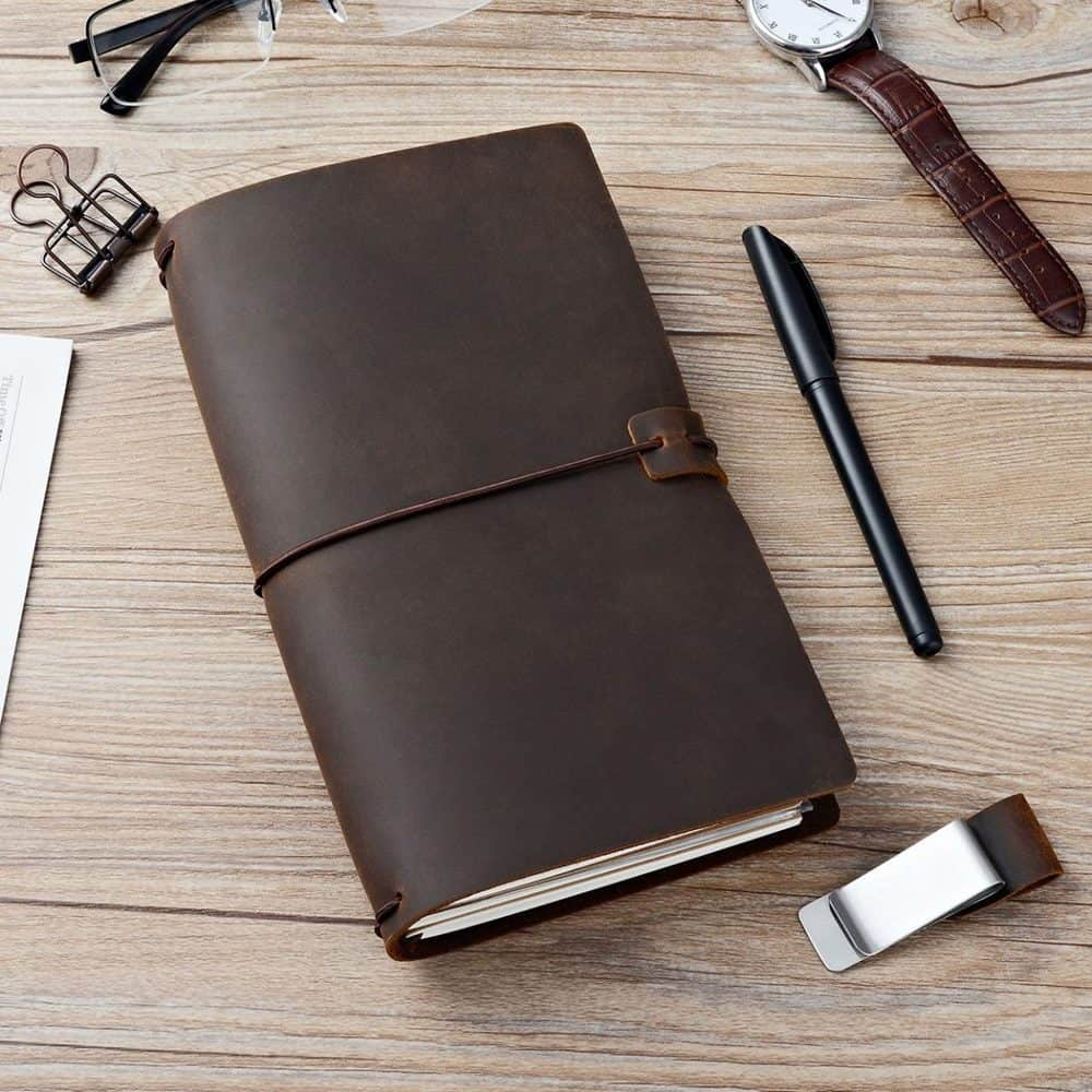 Leather Journal Travellers Notebook