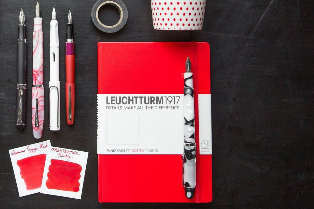 Leuchtturm1917 Medium Sized Notebook