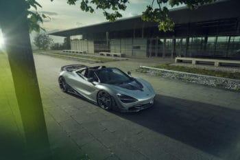 McLaren 720S Spider 1