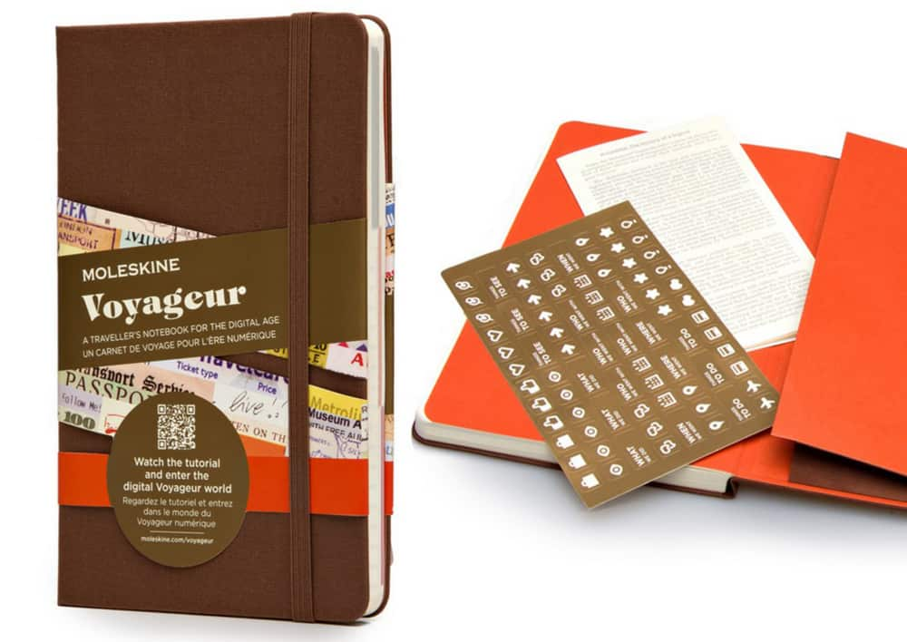 Moleskine Voyageur Traveler's Notebook