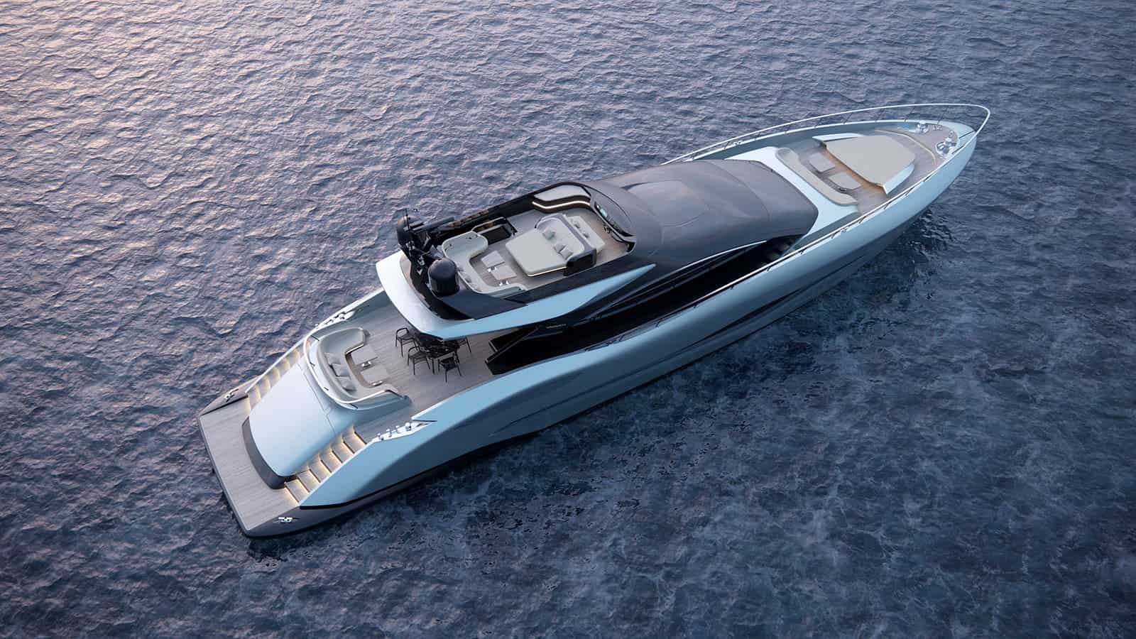 Overmarine Mangusta Sport 104 yacht 1