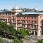Palais Hansen Kempinski Vienna exterior view