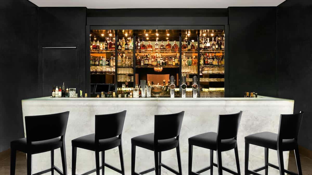 Palais Hansen Kempinski Vienna lobby bar