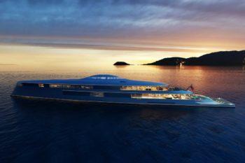 Sinot Aqua 112m Hydrogen Superyacht 5