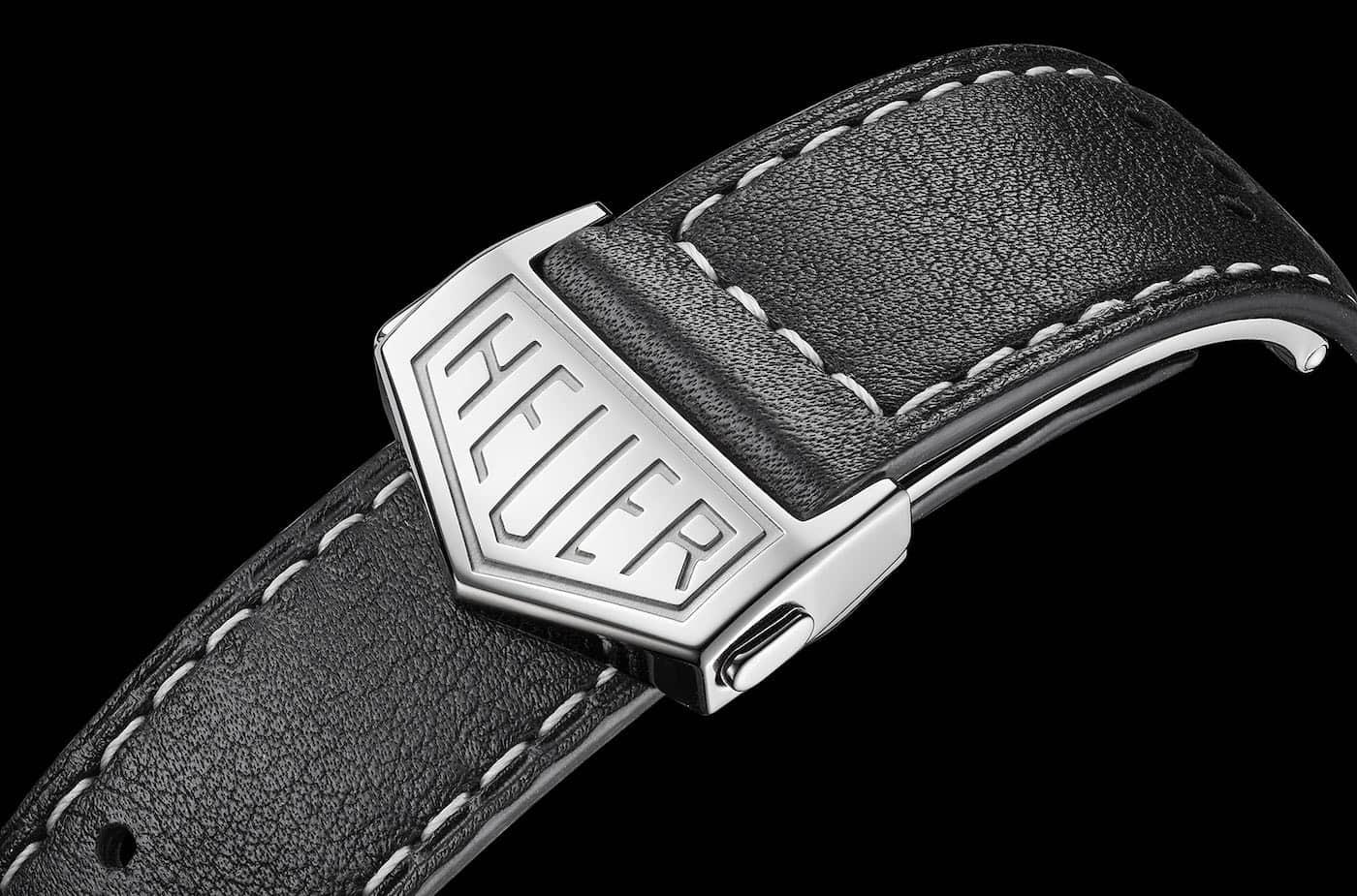 TAG Heuer Monaco Limited Edition No 4 Watch 1
