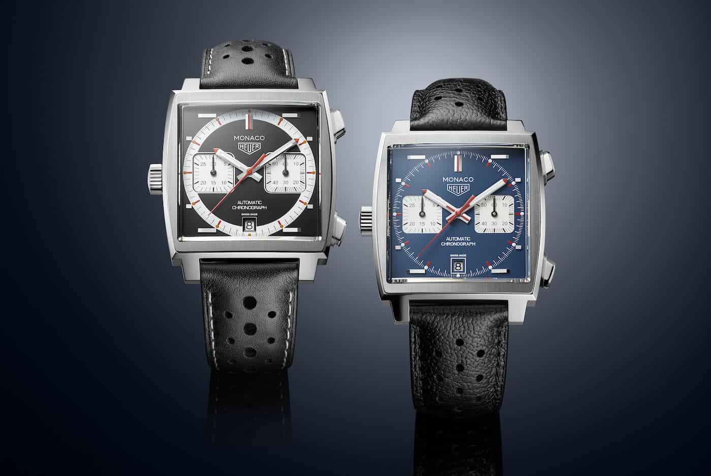 TAG Heuer Monaco Limited Edition No 4 Watch 3