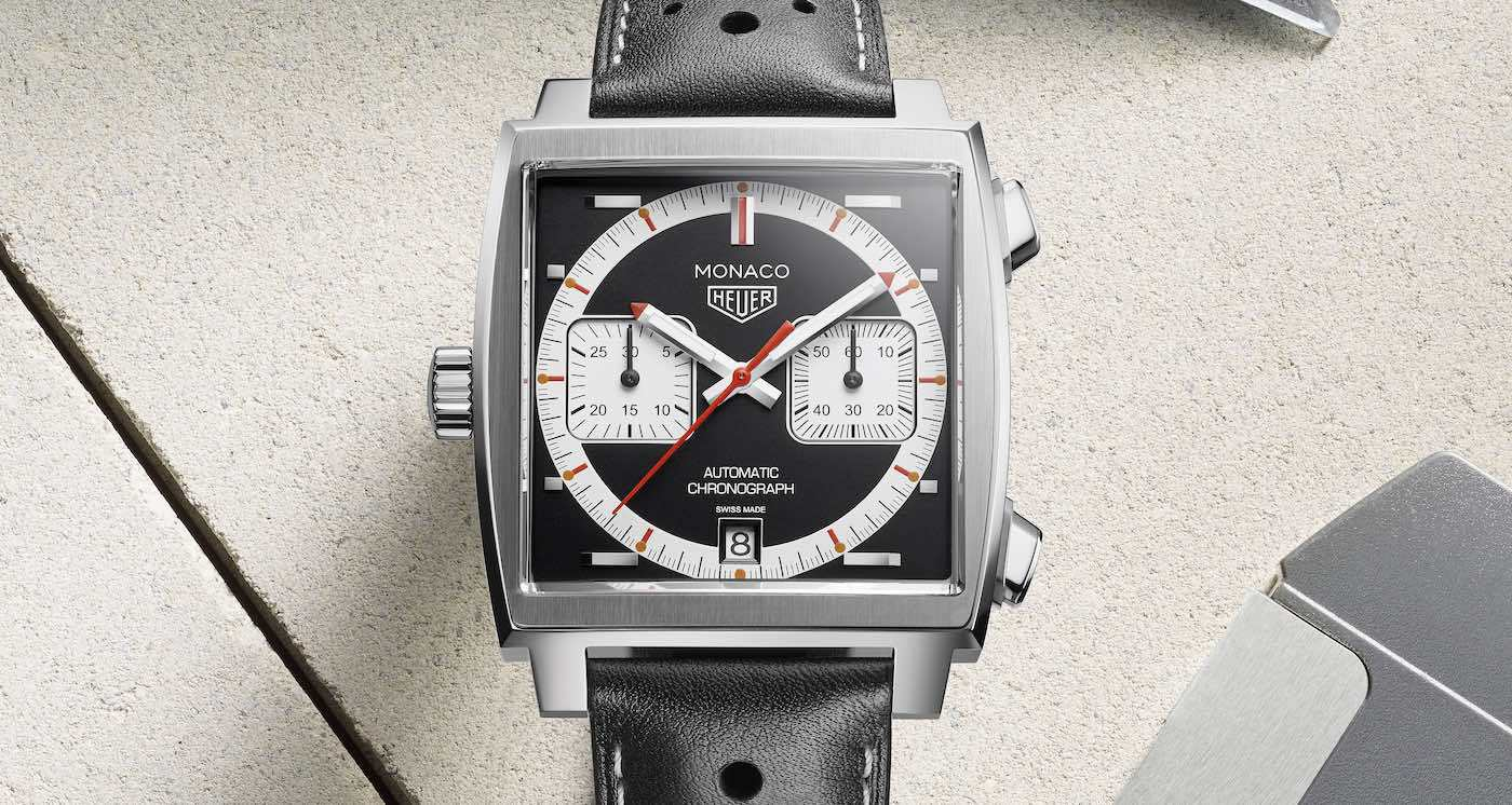 TAG Heuer Monaco Limited Edition No 4 Watch 4