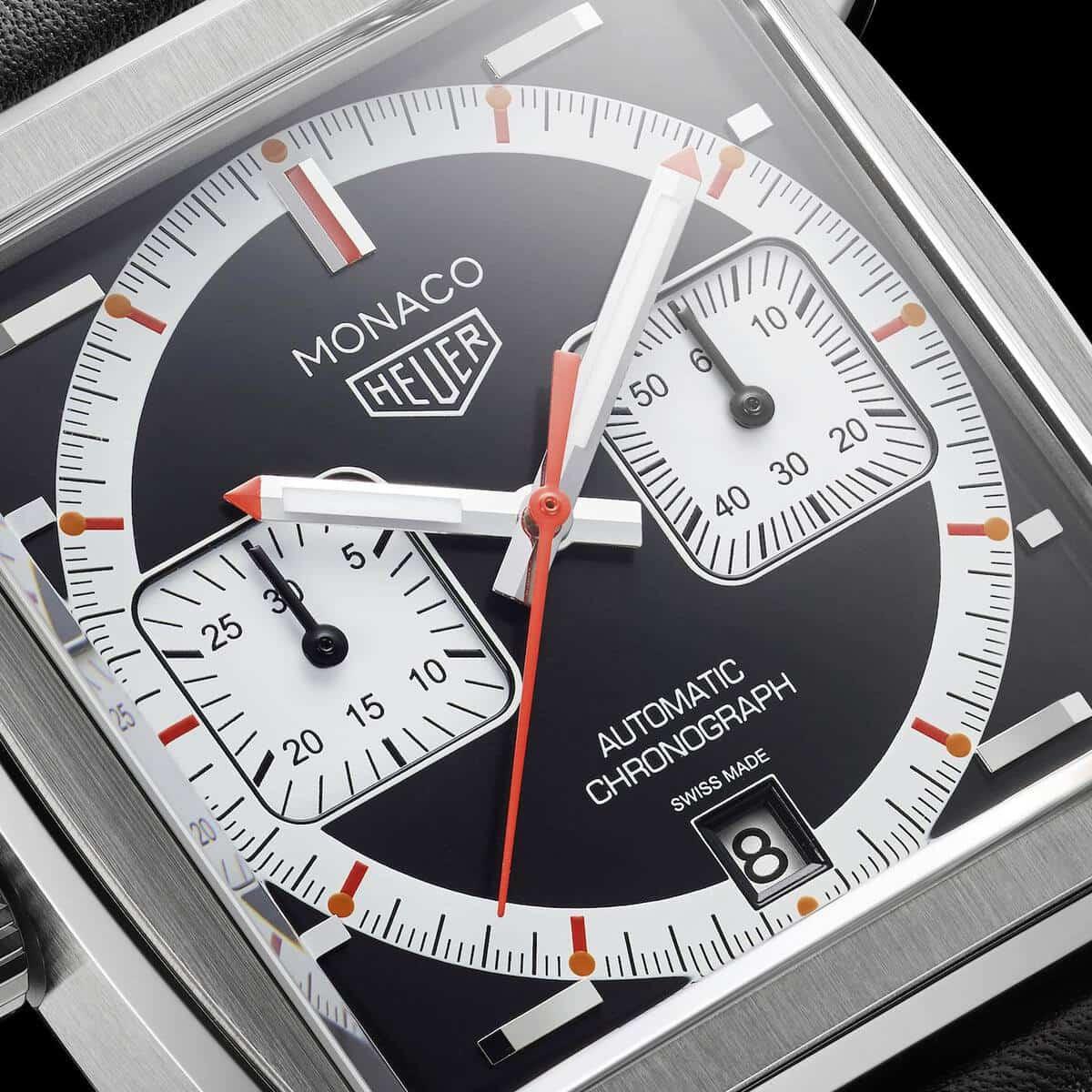 TAG Heuer Monaco Limited Edition No 4 Watch 6