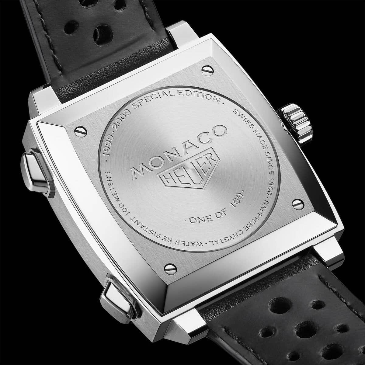 TAG Heuer Monaco Limited Edition No 4 Watch 7