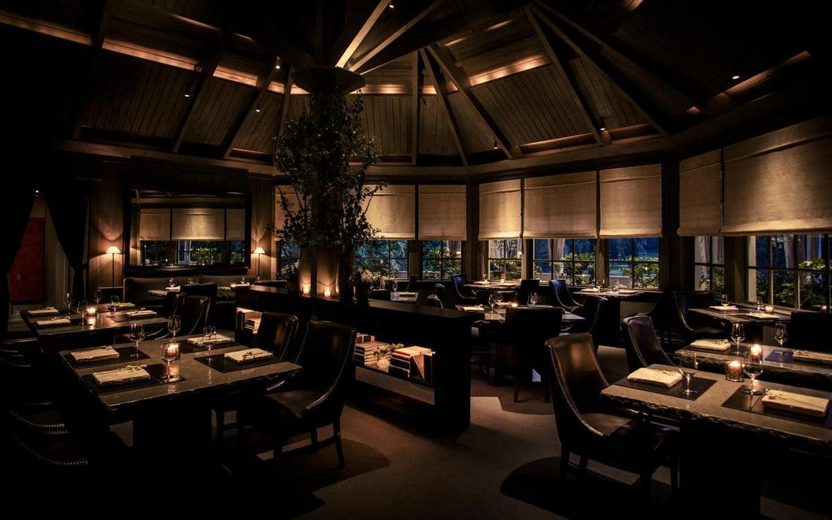 The Restaurant at Meadowood – Napa Valley, California