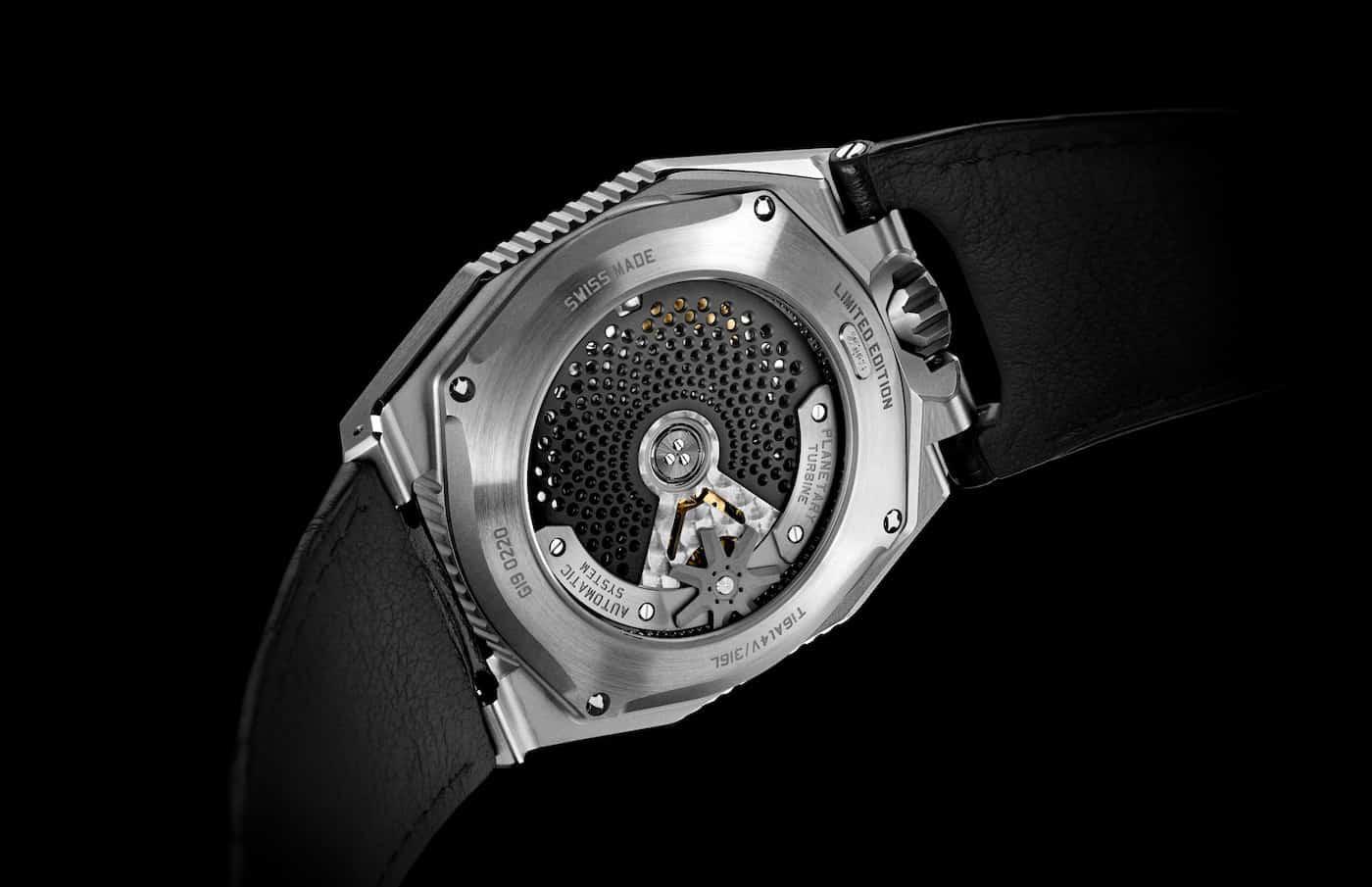Urwerk UR-100 SpaceTime 13