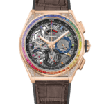 Zenith Defy High Jewelry 4