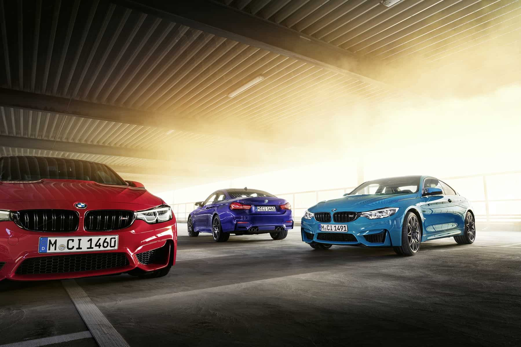 BMW M4 Edition M Heritage is a Celebration of BMW's History in Motorsport