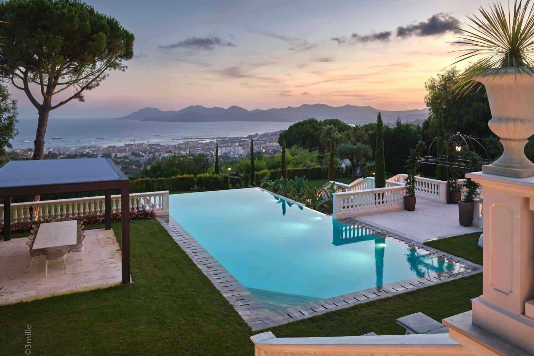 cannes californie luxury villa 2