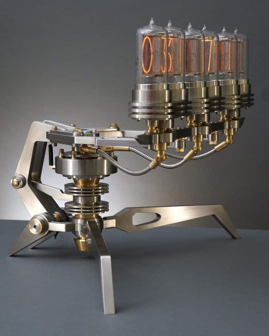 frank buchwald nixie machine III 3