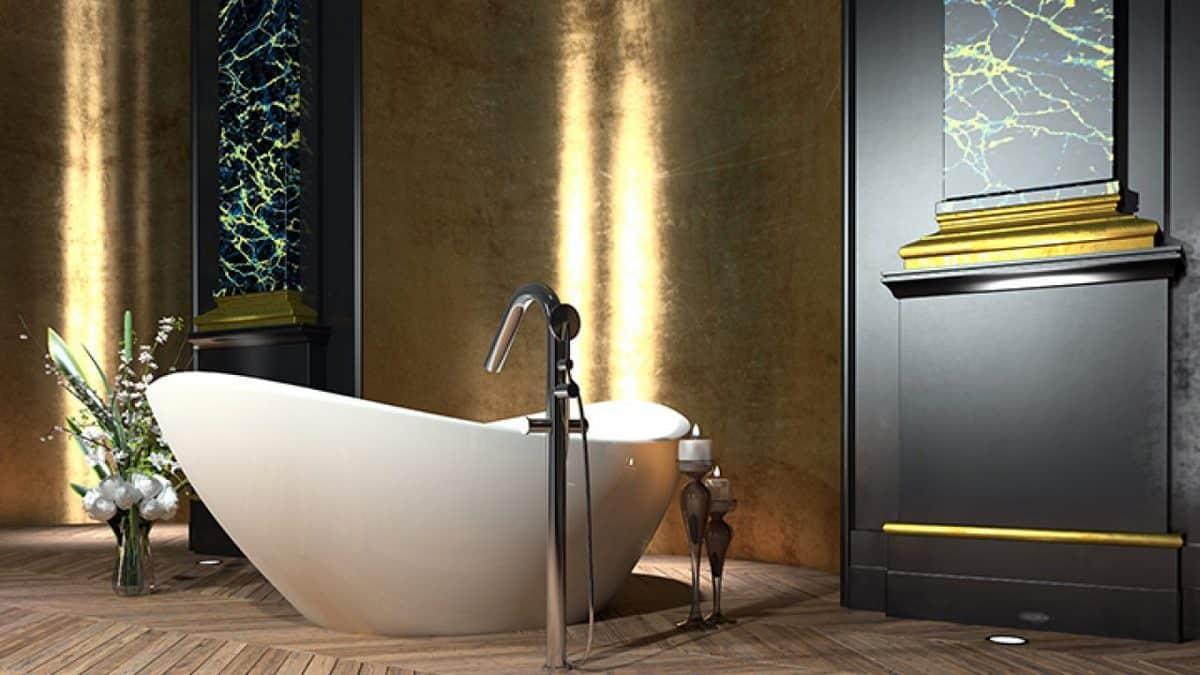 luxury plumbing fixtures