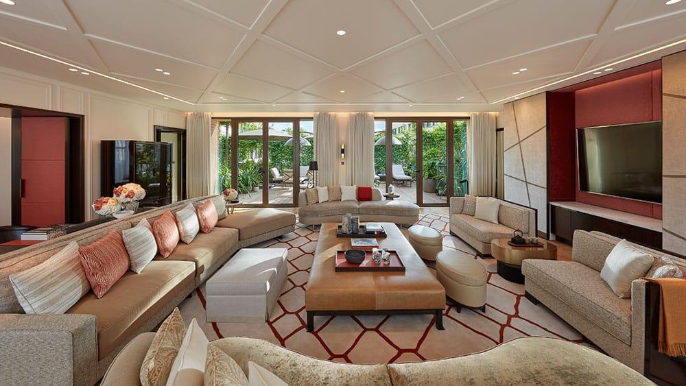 Mandarin Oriental's New Suite in Paris is Simply Amazing