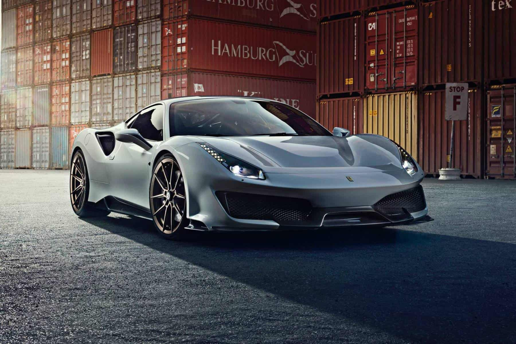 Tuning a True Italian Stallion: The Ferrari 488 Pista by Novitec