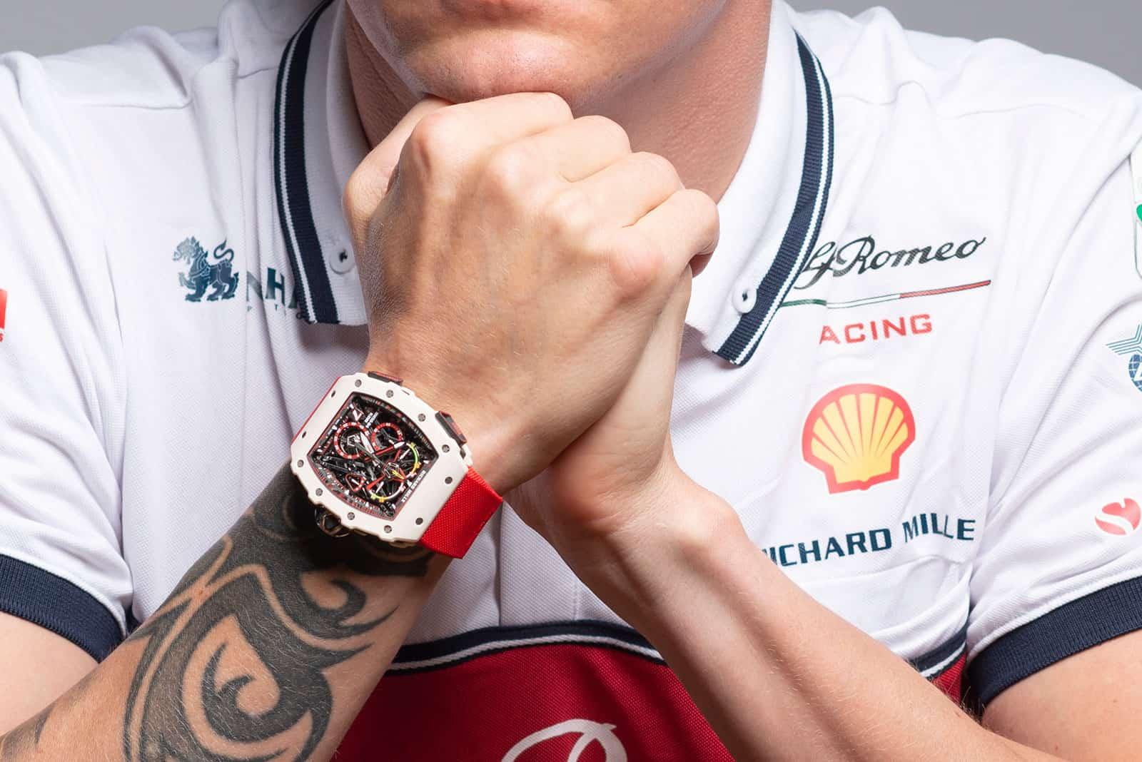 richard mille Kimi raikkonen 1