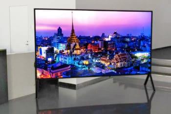 sharp 120 inch 8k tv 1