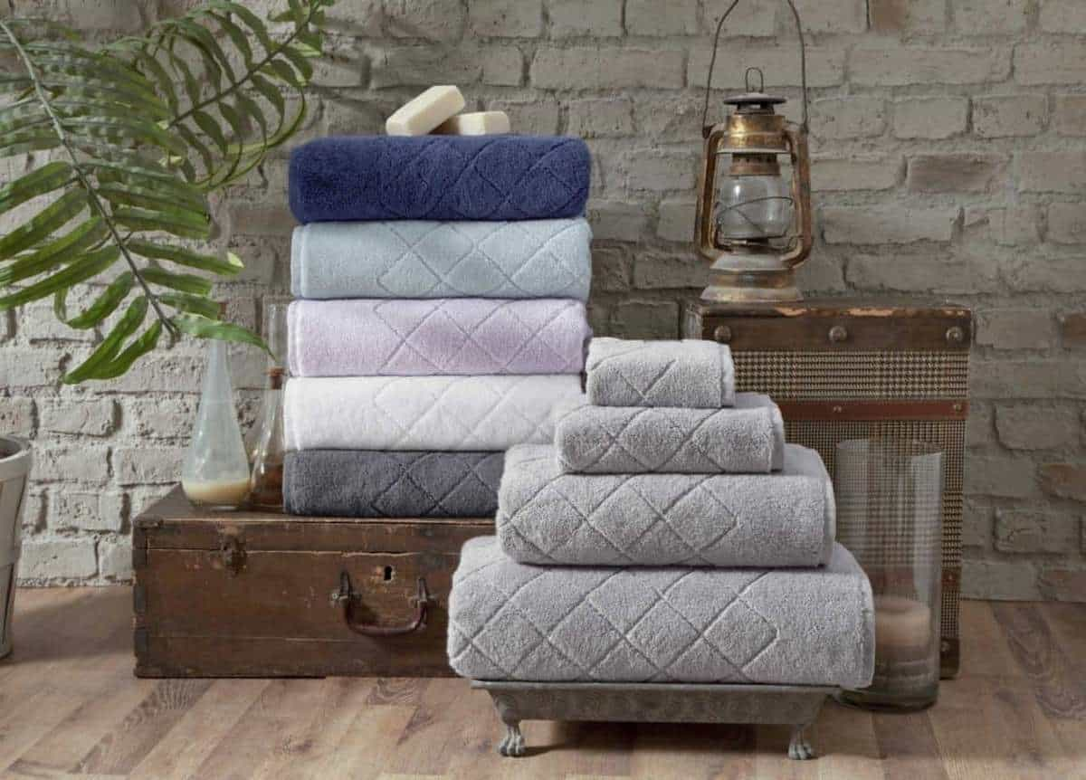 soft luxury towels