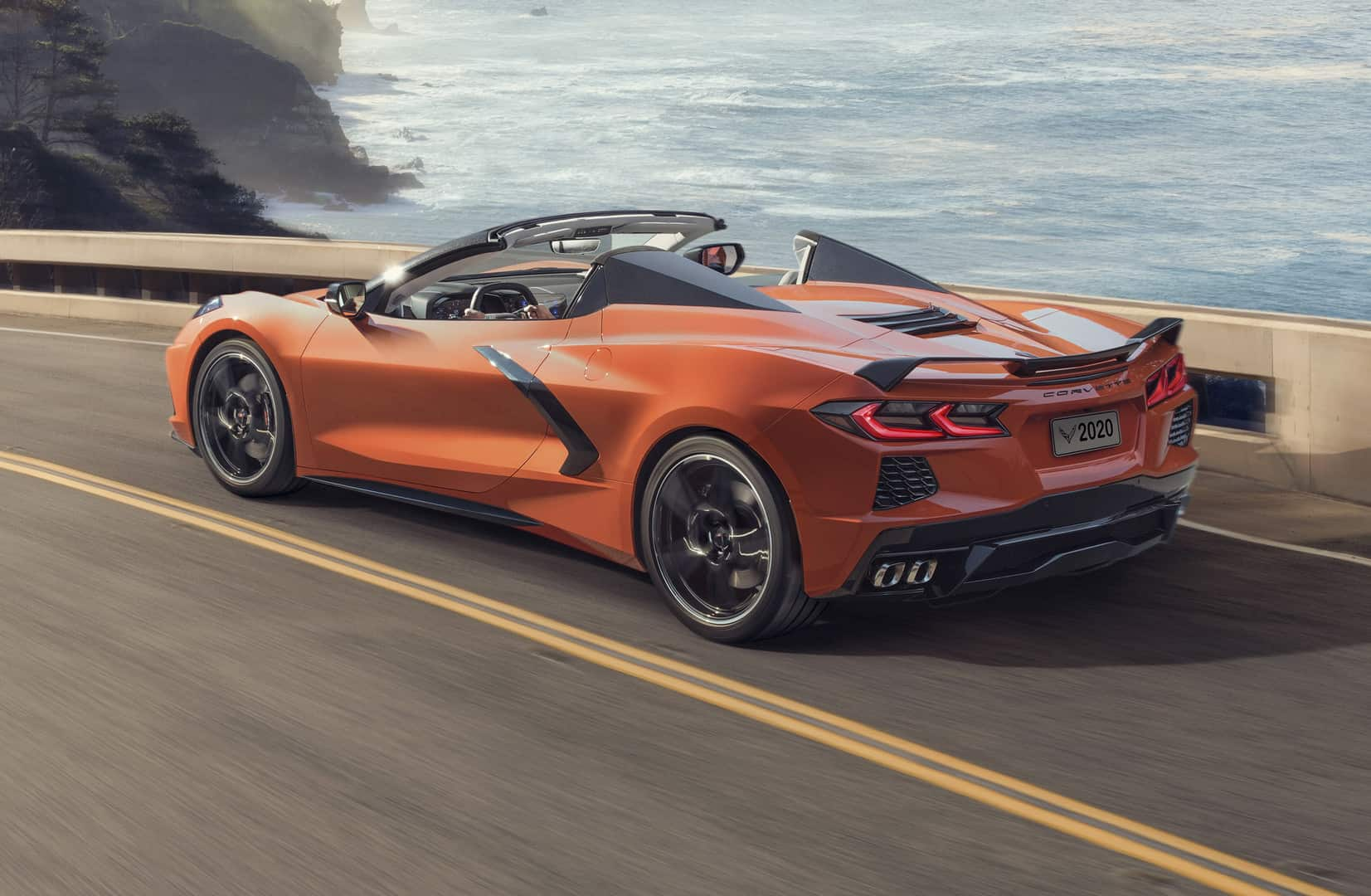2020 Chevrolet Corvette Stingray Convertible 3