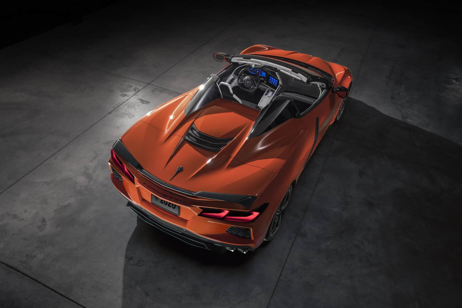 2020 Chevrolet Corvette Stingray Convertible 5