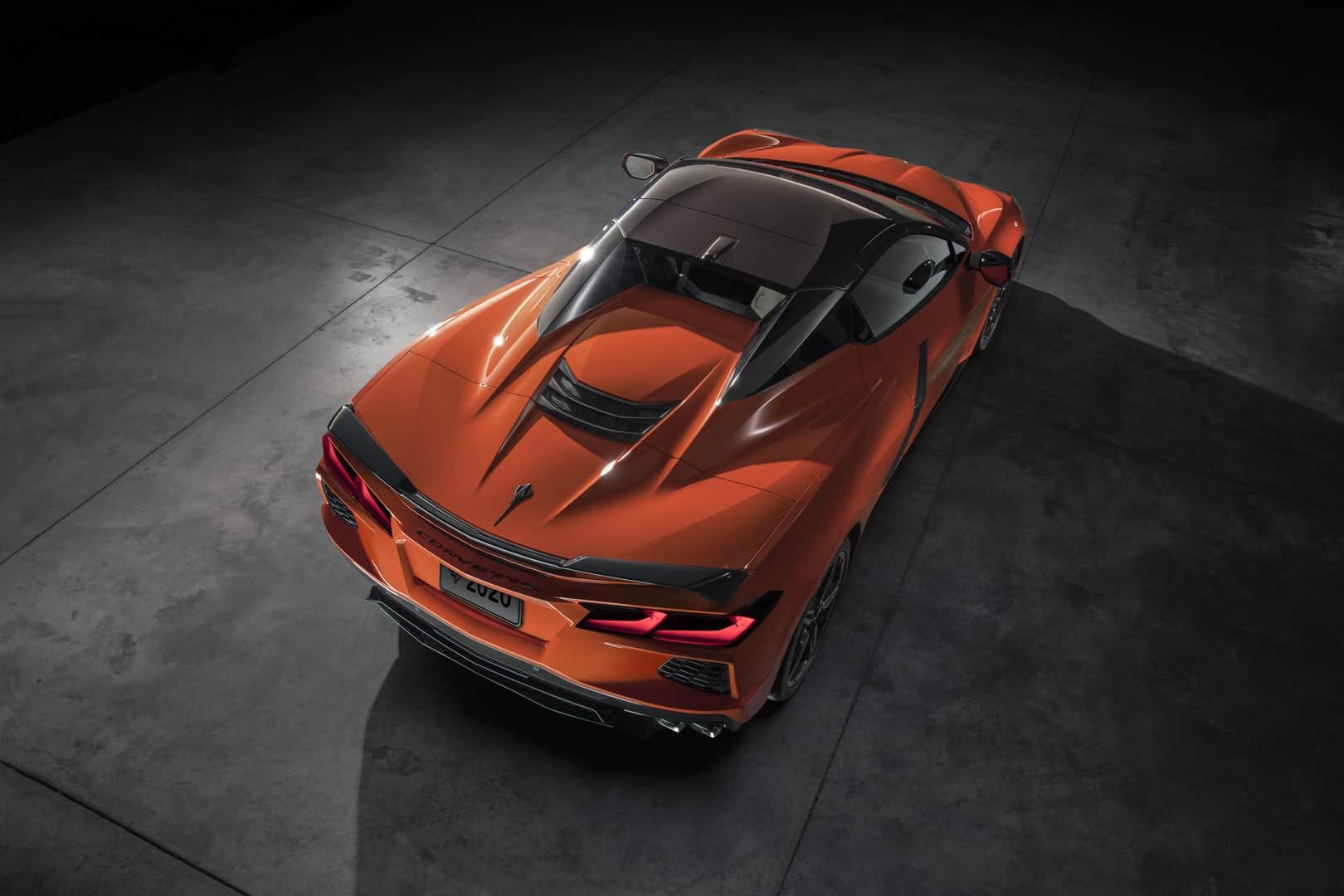 2020 Chevrolet Corvette Stingray Convertible 6