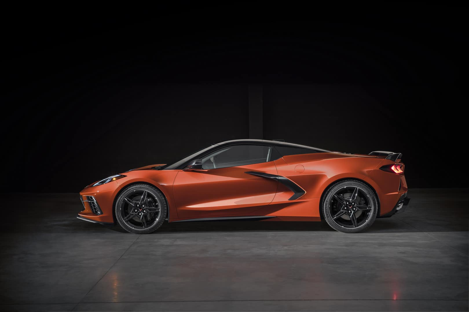 2020 Chevrolet Corvette Stingray Convertible 7