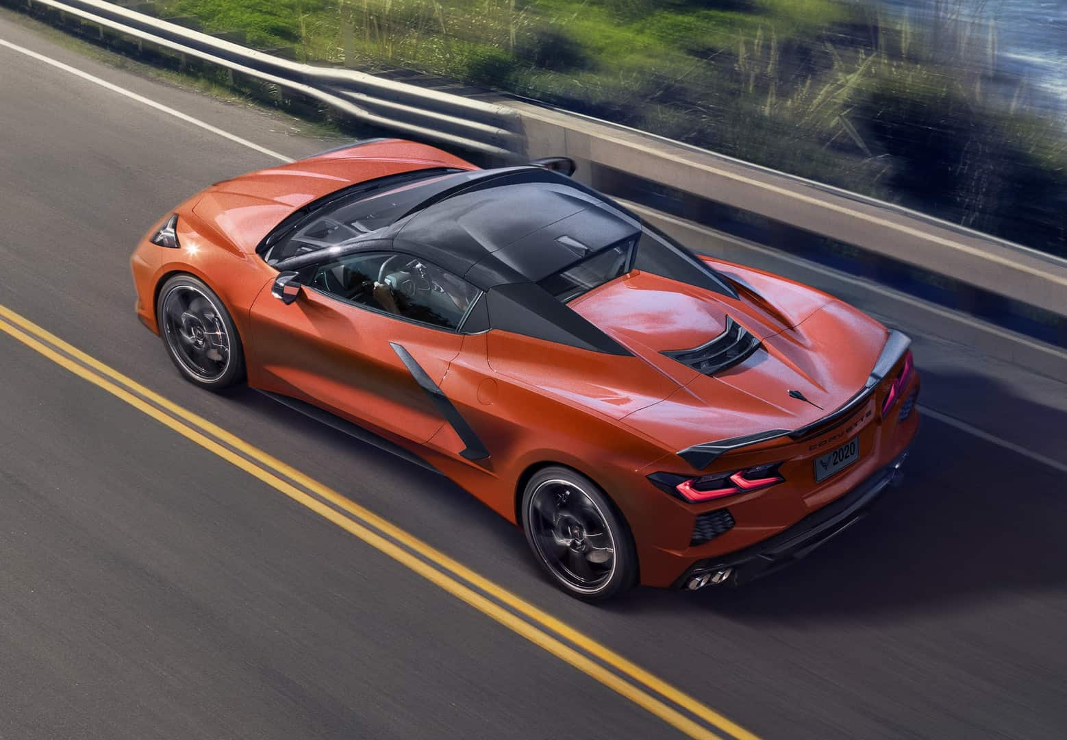 2020 Chevrolet Corvette Stingray Convertible 8