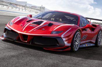2020 Ferrari 488 Challenge Evo 1