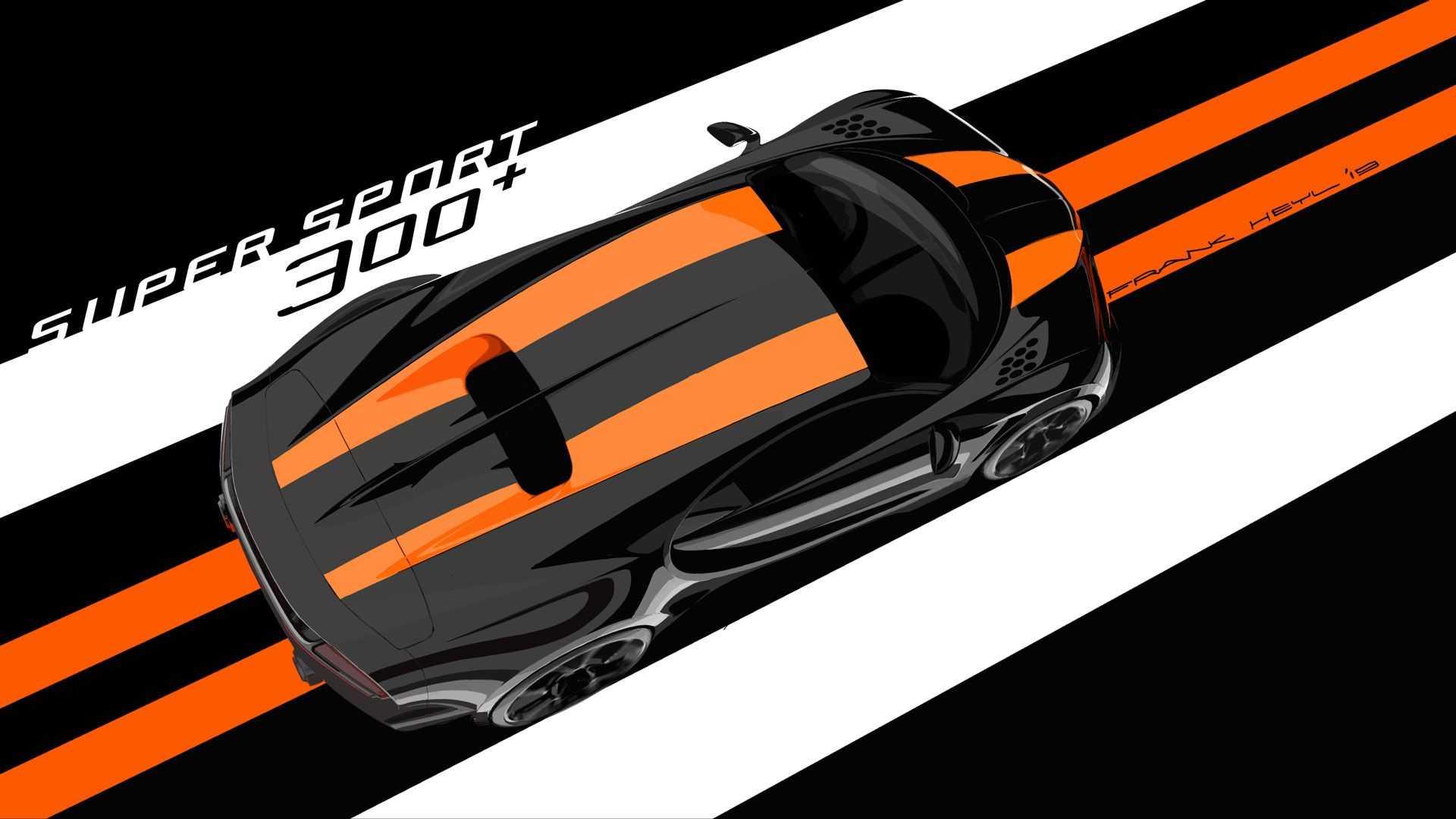 2021 bugatti chiron super sport 300 5