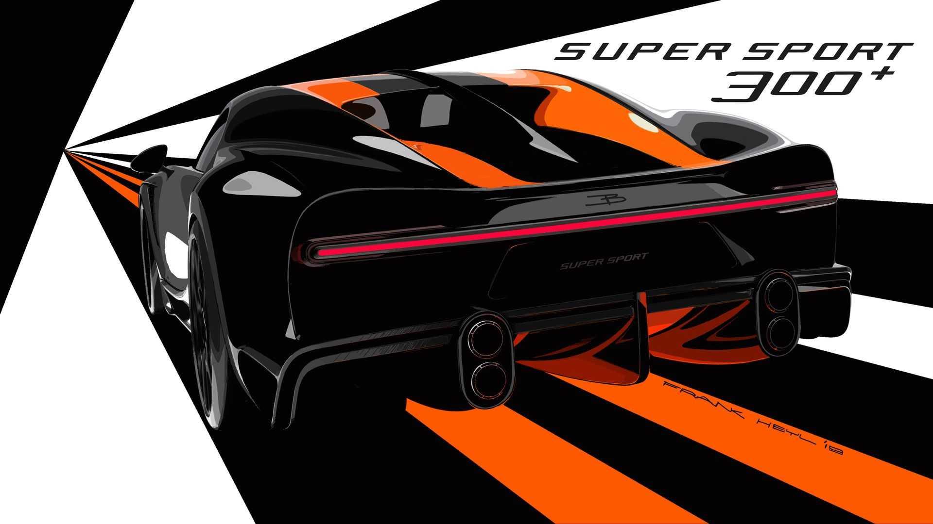 2021 bugatti chiron super sport 300 6