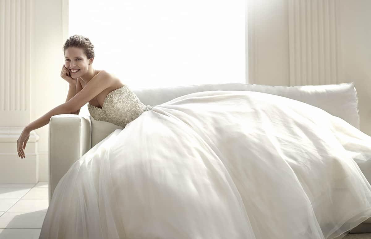 Atelier Pronovias bridal