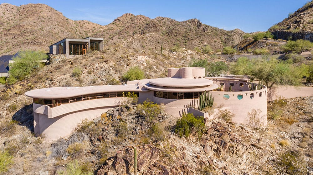 Circular Sun House 2