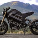 Droog Moto E Scrambler Motorcycle 1