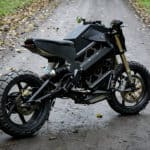 Droog Moto E Scrambler Motorcycle 3