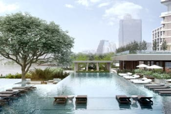 Four Seasons Bangkok Chao Phraya River 1