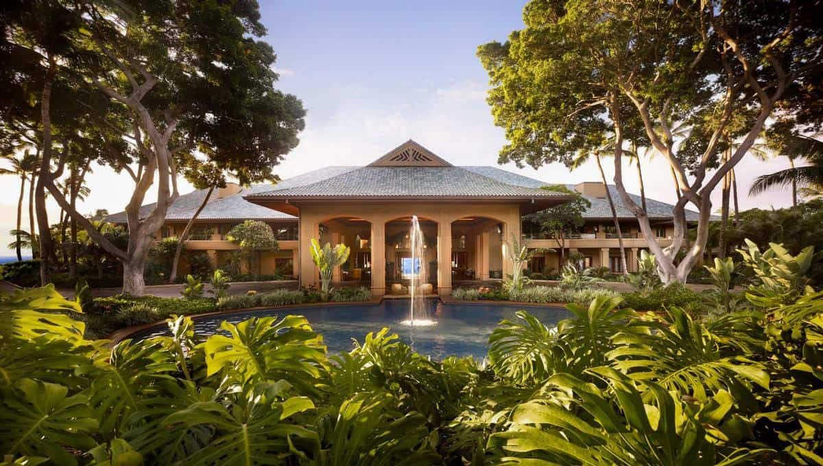 Four Seasons Hotel Lanai at Koele