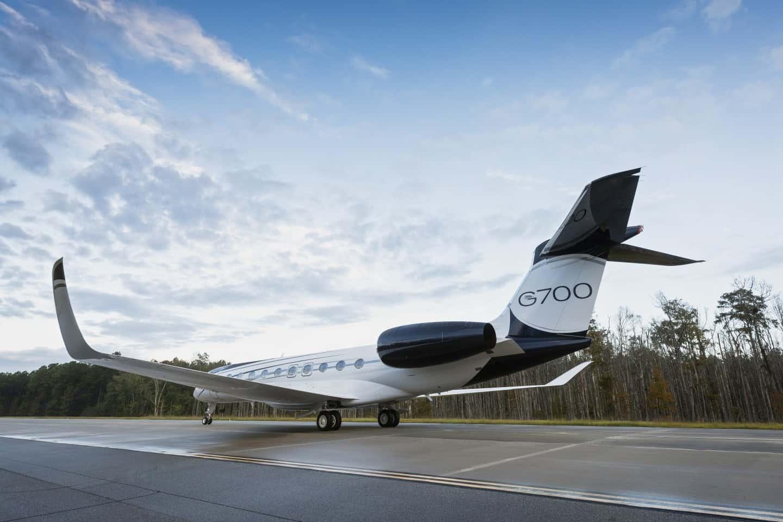 Gulfstream G700 2