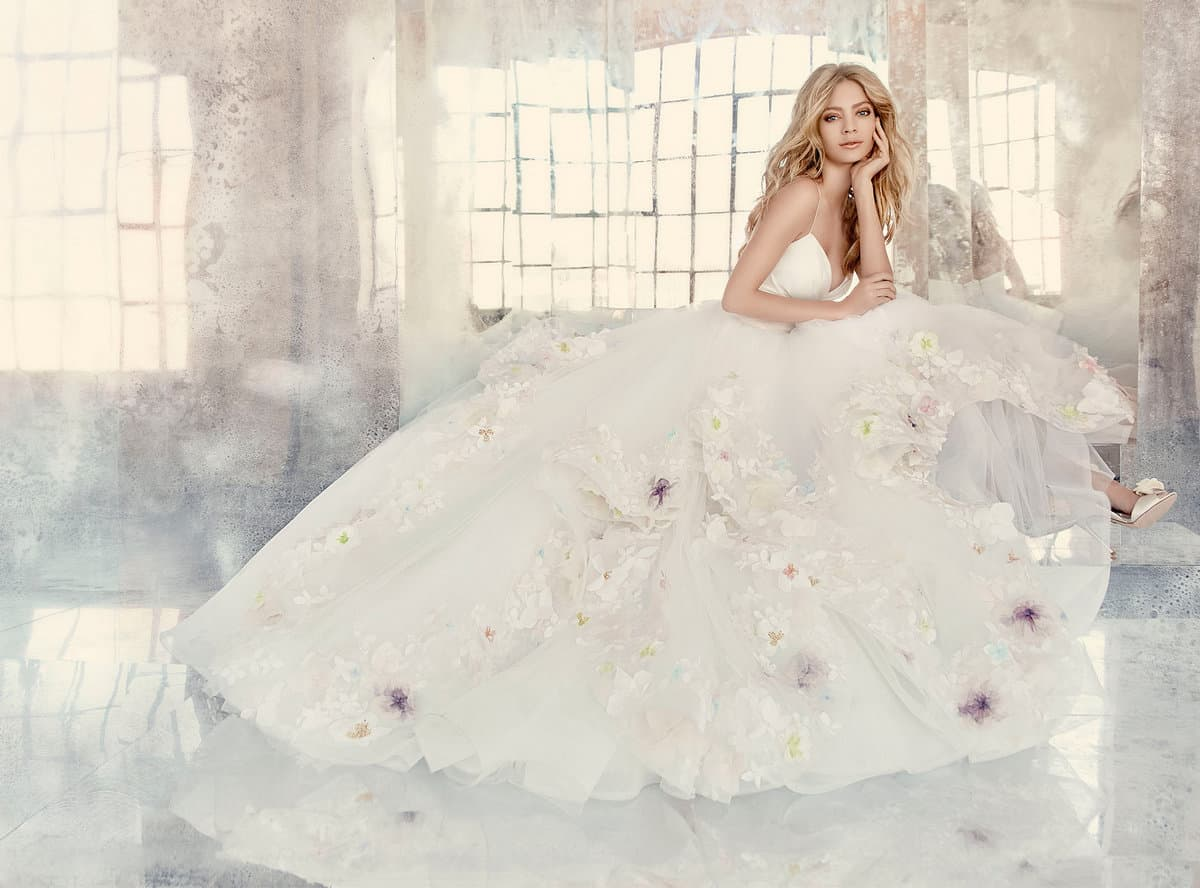 The 10 Best Wedding Dress Designers Right Now